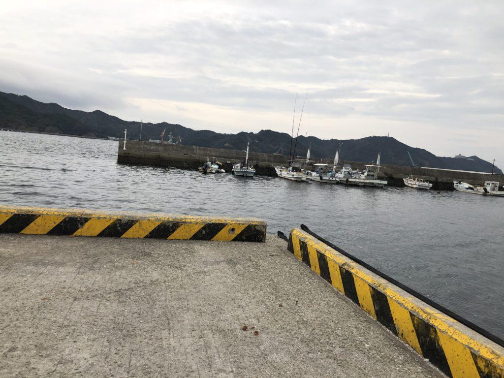 福良港釣り場